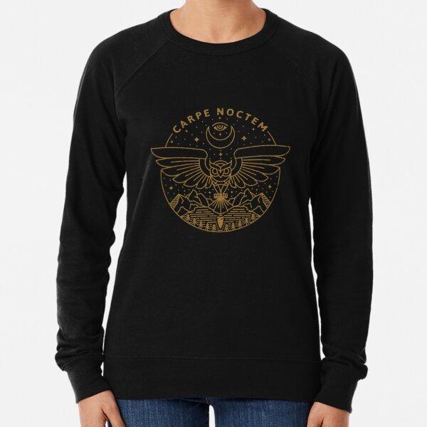 Carpe Noctem Lightweight Sweatshirt