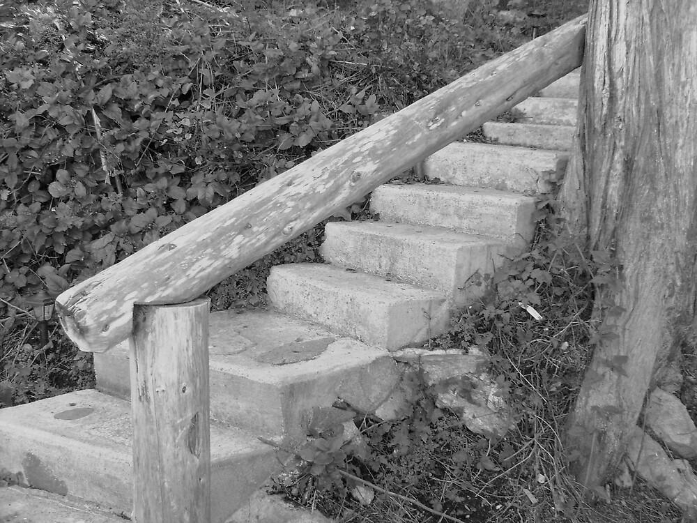 The Hidden Staircase by rebafan21