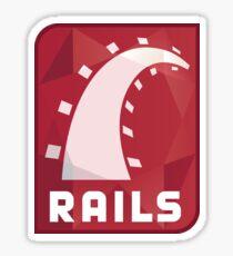 Rails Sticker