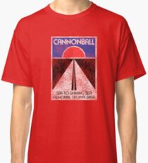 Cannonball (The Cannonball Run) Classic T-Shirt