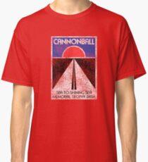 Cannonball (The Cannonball Run) Classic T-Shirt
