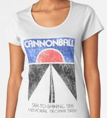 Cannonball (The Cannonball Run) Women's Premium T-Shirt