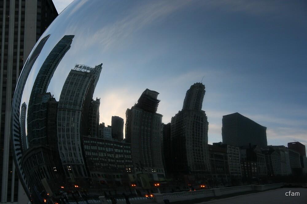 Bent Buildings... by cfam