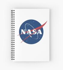 Nasa Spiral Notebook
