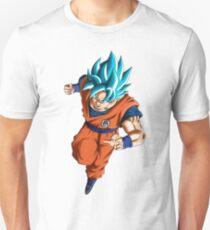 Dragon Ball Super - Goku Super Saiyan Blue Unisex T-Shirt