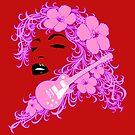 Lady Flo by ideacrylic