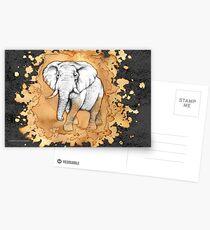 Elephant Postcards