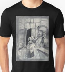 Pirate and Pigs Unisex T-Shirt