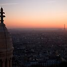 City - Paris by luxquarta