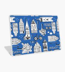 Alte Stadt Laptop Folie