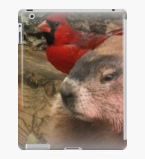 FOREVER BEST FRIENDS iPad Case/Skin