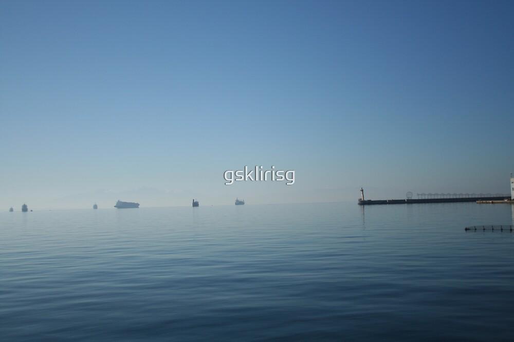 See the sea by gsklirisg