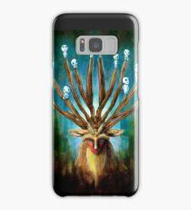 Princess Mononoke spirit and ghosts - Hayao Miyazaki Samsung Galaxy Case/Skin
