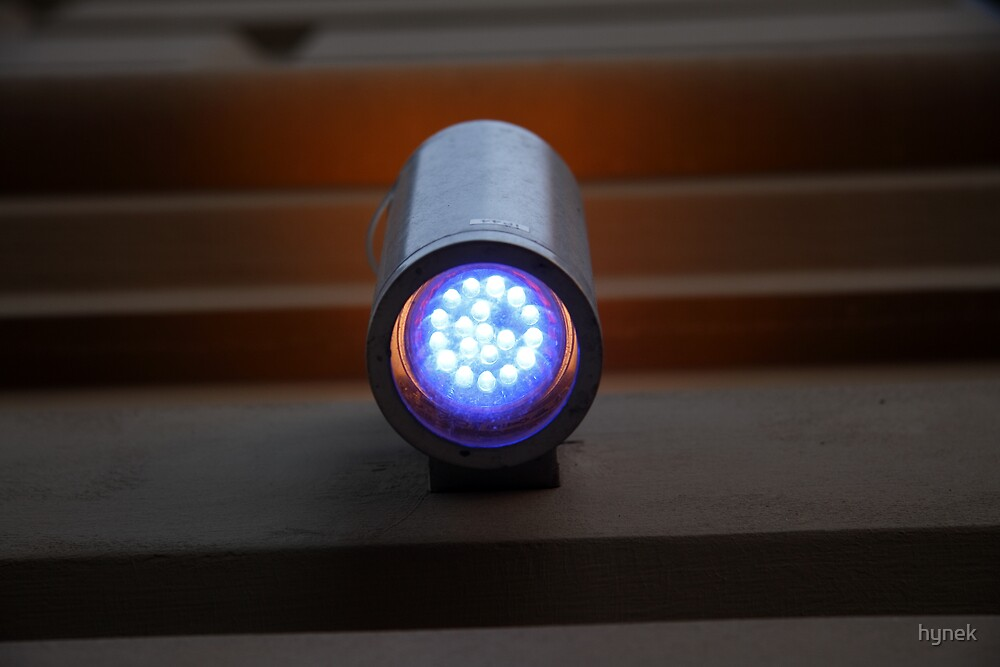 Blue Light by hynek