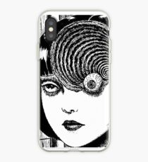 Uzumaki – Eye iPhone Case