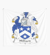 Hilliard or Hillier Wall Tapestry