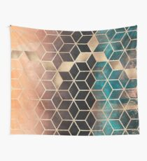 Omre Dream Cubes Wall Tapestry