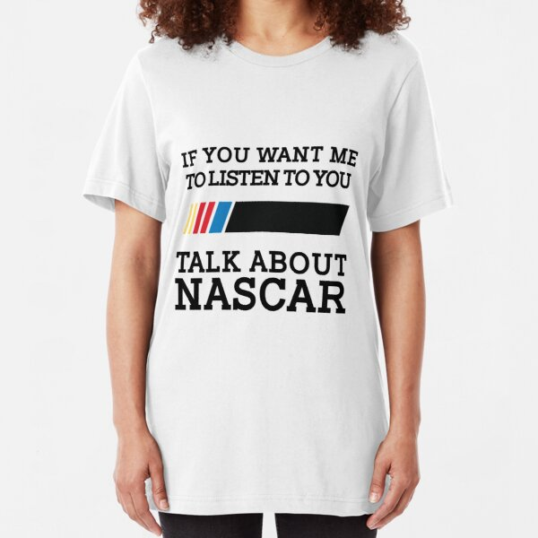 If You Ain/'t First Your Last Gift For Nascar Lover Racer Mens and Womens T-Shirt