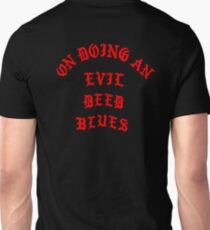LIL UGLY MANE EVIL DEED BLUES HOODIE T-SHIRT AND MORE T-Shirt