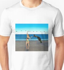 With the wind T-Shirt