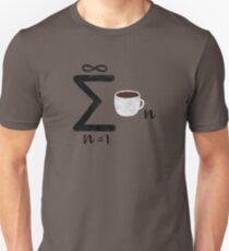 Infinite Coffee Unisex T-Shirt