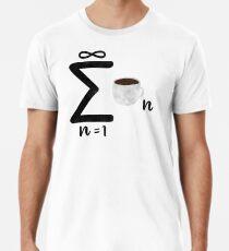 Infinite Coffee Men's Premium T-Shirt
