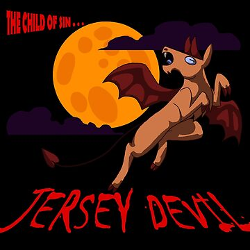 Jersey Devil by chloecorvid