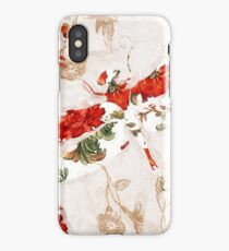 Winged Tapestry Dragonfly iPhone Case/Skin