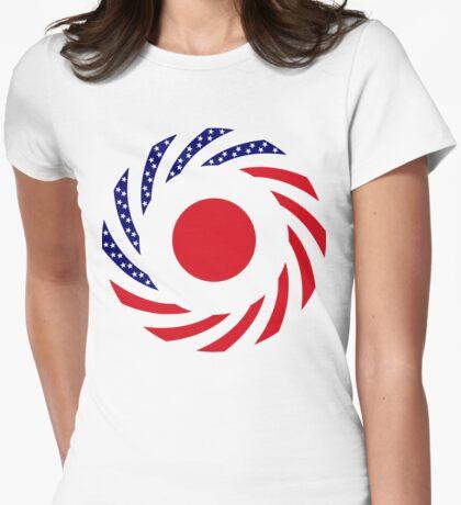 Japanese American Multinational Patriot Flag Series T-Shirt