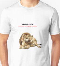 Wildlife Animal T-Shirts-Conservation Wildlife T-Shirts  Unisex T-Shirt