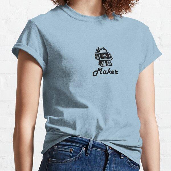 Maker Robot Classic T-Shirt