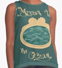Mirror to the ocean Contrast Tank