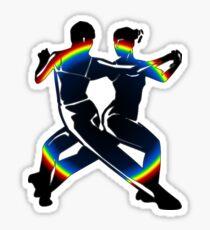 Dance new Sticker