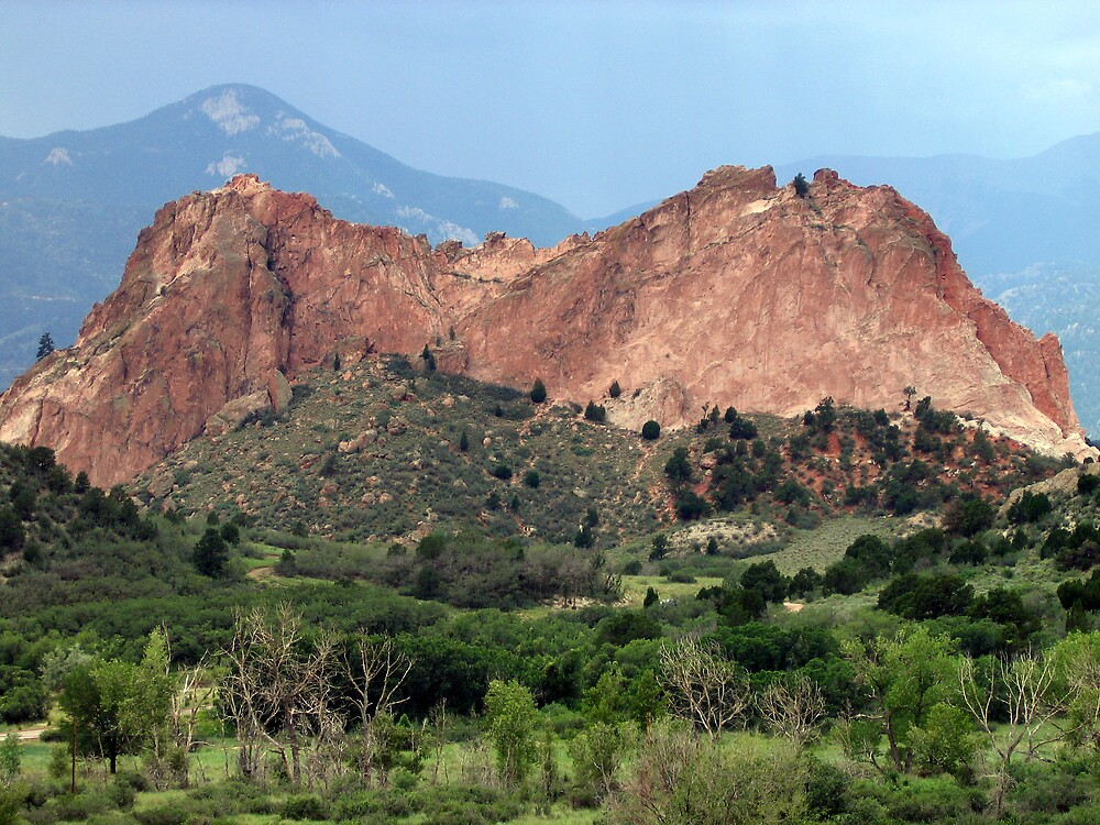 Garden of the Gods by TheSauce