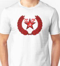 Russian Soviet Red CCCP (Clean) T-Shirt