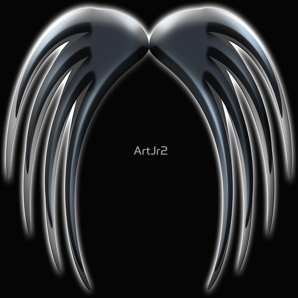 Digital Wings by ArtJr2