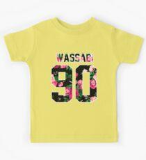 Alex Wassabi - Colored Flowers Kids Clothes