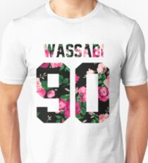 Alex Wassabi - Colored Flowers T-Shirt