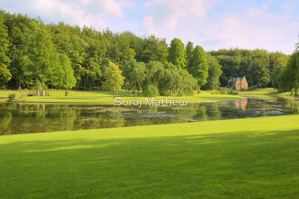 Tervuren Park, Belgium in HDR by Suraj Mathew