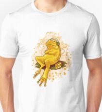 FROGGIE IN RELAX MODE Unisex T-Shirt