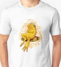FROGGIE IN RELAX MODE Unisex T-Shirt
