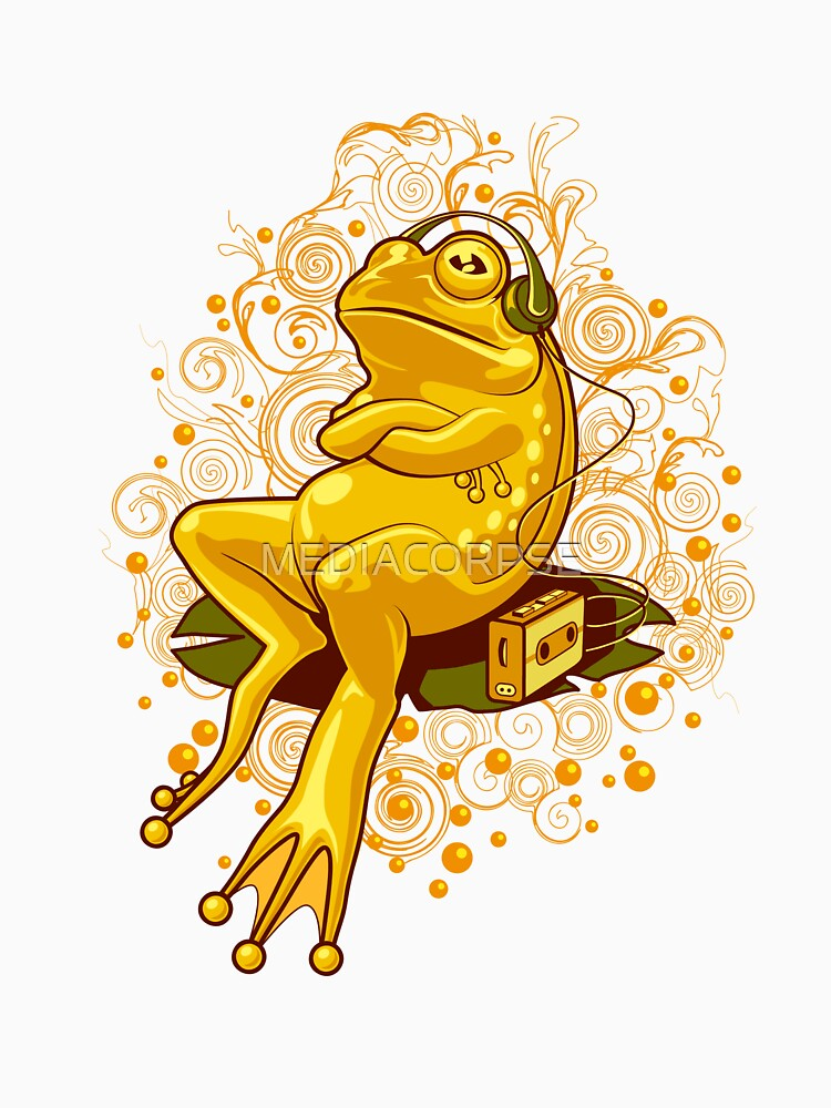 FROGGIE IN RELAX MODE | Unisex T-Shirt