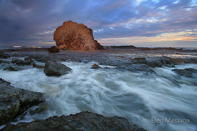 Elephant Rock by Ben Messina