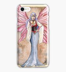 Ragged wings fairy iPhone Case/Skin