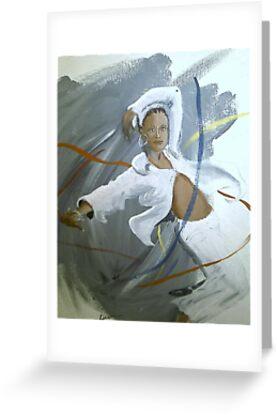 Dancer by Gary  Dunn