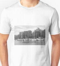 Annapolis, MD Boat Pier T-Shirt