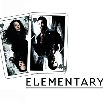 Elementary - Cards by consultingcat