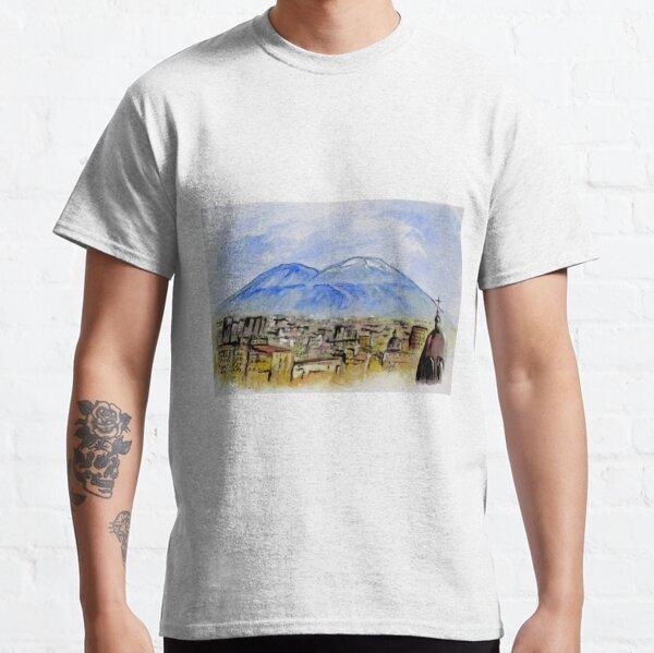 Snow Capped Vesuvio Classic T-Shirt