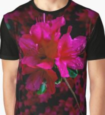 West Coast Gardens: Acid Azaleas Graphic T-Shirt