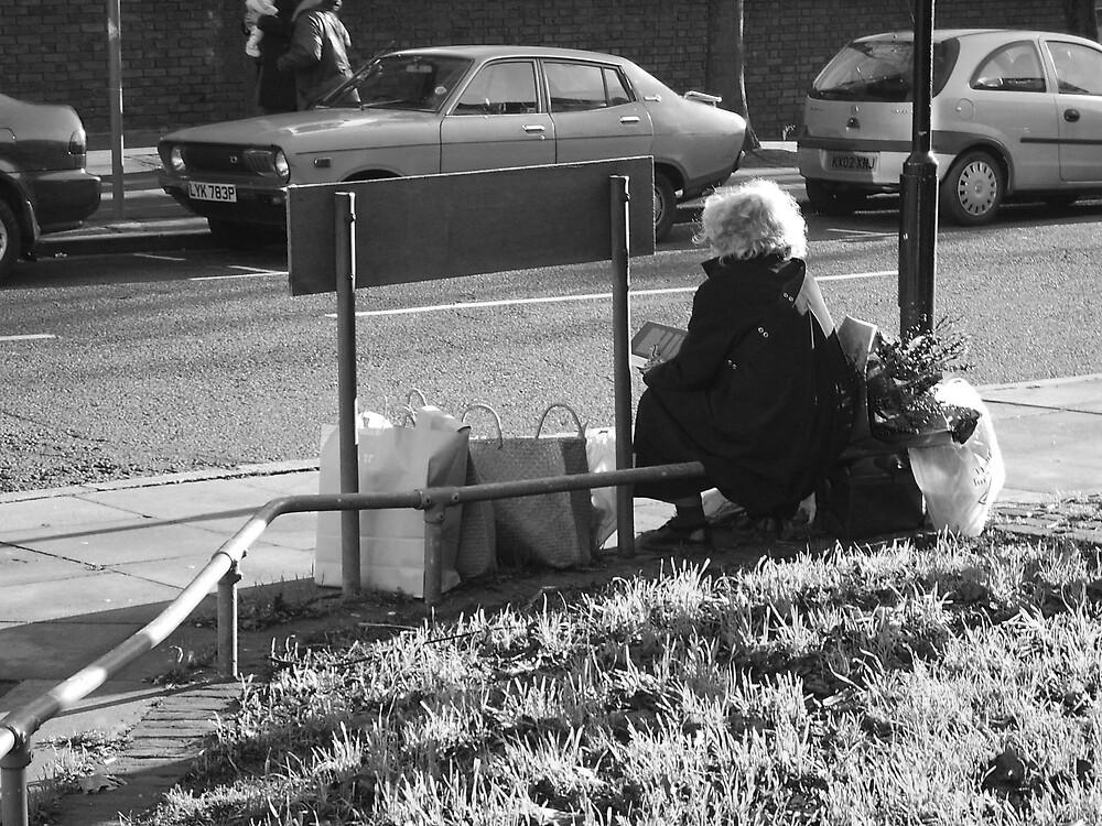 'Taking a rest' by EmReynolds